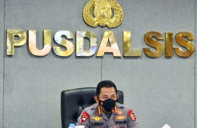 Kapolri Jenderal Listyo Sigit Prabowo. (Ist)