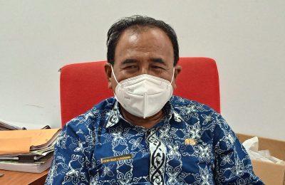 Kepala Dinas Kesehatan Kabupaten Paser, I Dewa Made Sudarsana. (TBS)