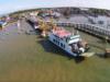 Pelabuhan Feri Penajam.