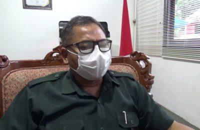 Ketua KPU Kota Balikpapan, Noor Thoha. (Aditya)