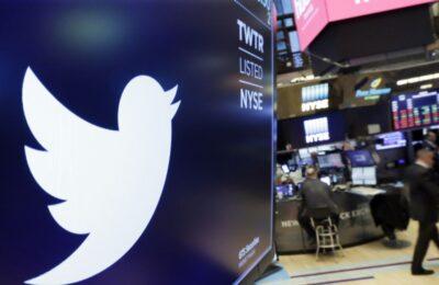 Twitter pasang label pada Akun Milik Pemerintah. (Ist)