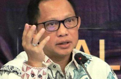 Menteri Dalam Negeri (Mendagri), Muhammad Tito Karnavian.