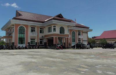 Kantor Dinas PUPR PPU.