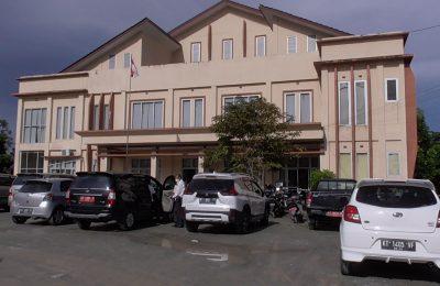 Kantor BKAD dan Bapenda PPU.