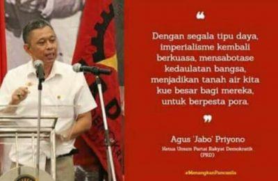 Agus Jabo Priyono