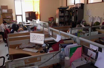 Kantor Dinas KUKM Perindag PPU.