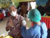 Anggota DPRD PPU Ikut Diberi Vaksinasi.