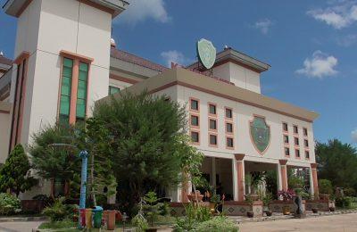 Kantor DPRD PPU.