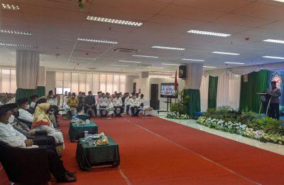 Kegiatan penutupan MTQ VI Daring Kalimantan Utara tahun 2021, ditutup oleh Gubernur Kalimantan Utara, Zainal Paliwang. Minggu (20/06/21)