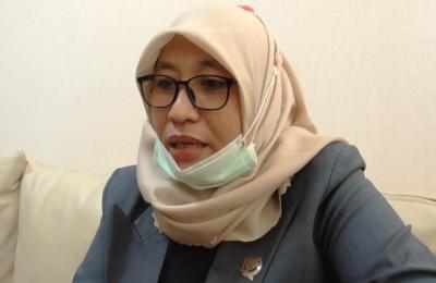 Wakil Ketua Komisi II DPRD PPU, Sujiati.