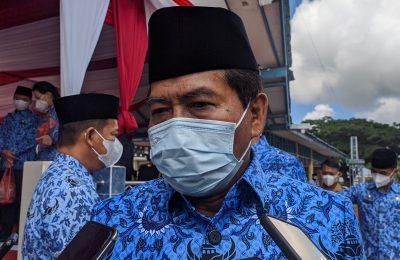 Foto Gubernur Kalimantan Utara, Zainal Paliwang.