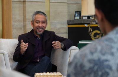 Kepala Departemen Komunikasi PT Pegadaian (Persero) Basuki Tri Andayani