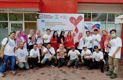 RDDB Gelar Donor Darah Massal