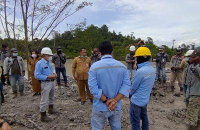 Tragedi Jebol limbah tambang