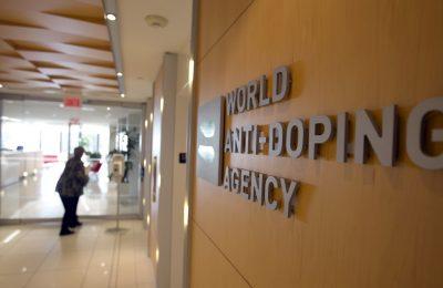 Kantor Badan Anti Doping Dunia (WADA) di Montreal, Quebec, Canada, 9 November 2015. (REUTERS/Christinne Muschi)