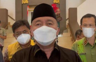 Wakil Gubernur Kalsel, Muhidin. (Ist)