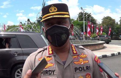 Kapolresta Balikpapan, Kombes Pol Vinchentius Thirdy Hadmiarso. (DP)